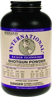 Picture of AA's Smokeless Pistol/Shotshell International Clays