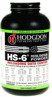 Picture of AA's Smokeless Pistol/Shotshell Powder Hs6®