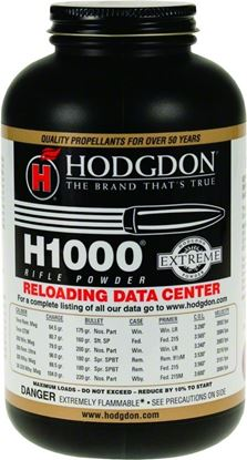 Picture of AA's Smokeless Rifle Powder H1000®