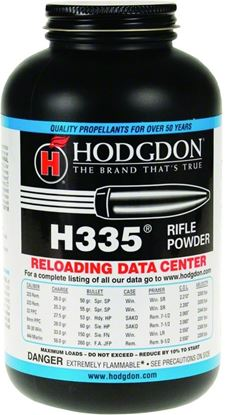 Picture of AA's Smokeless Rifle Powder H335®