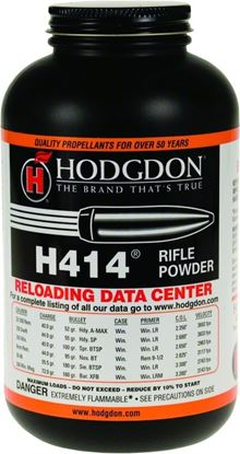 Picture of AA's Smokeless Rifle Powder H414®