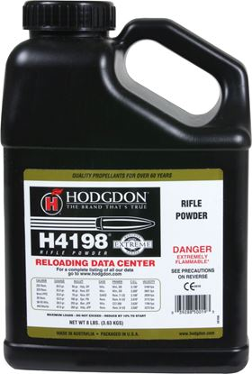 Picture of AA's Smokeless Rifle Powder H4198®