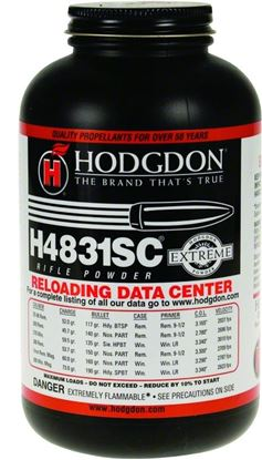 Picture of AA's Smokeless Rifle Powder H4831SC®