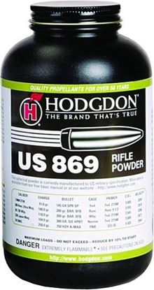 Picture of AA's US 869 Rifle Powder