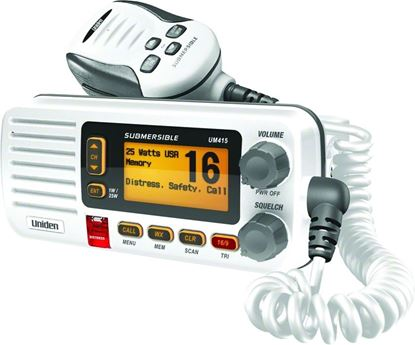 Picture of Uniden Um415 Fixed Mount Radio
