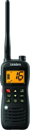 Picture of Uniden Handheld Floating Two-Way Vhf Marine Radio