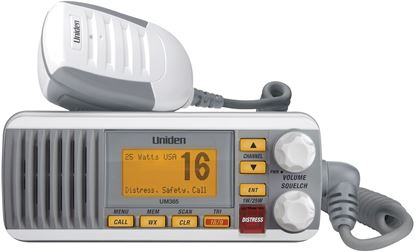 Picture of Uniden UM385 Fixed Mount VHF Radio