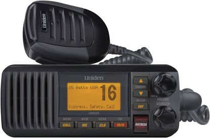 Picture of Uniden UM385BK Fixed Mount VHF