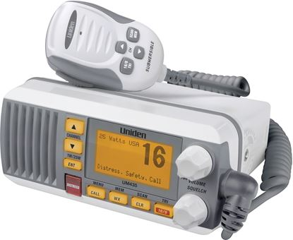 Picture of Uniden UM435 Fixed Mount VHF Radio