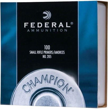 Picture of Federal Champion & Gold Medal Primers