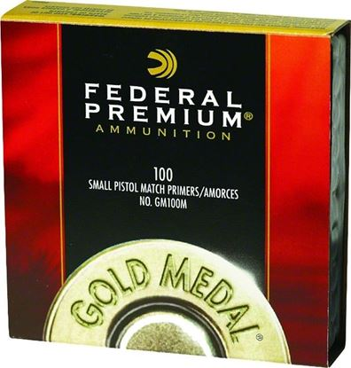 Picture of Champion & Gold Medal Primers