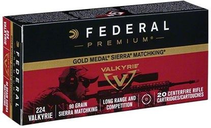 Picture of Federal Gold Medal Sierra MatchKing