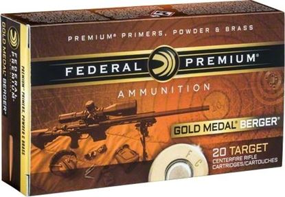Picture of Federal Gold Medal Berger