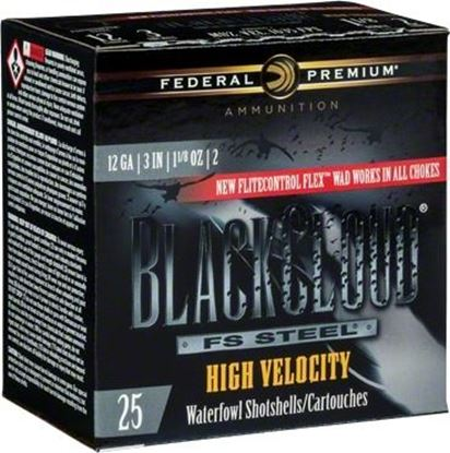 Picture of Federal Black Cloud FS Steel High Velocity