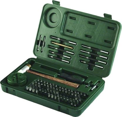Picture of Weaver 849719 Gunsmith Deluxe Tool Kit, 88 Pieces, Hard Plastic Case