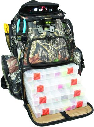 Picture of Backpack W/4 PT3600 Tray