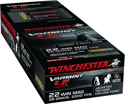 Picture of Winchester Varmint Lead Free