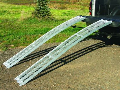 Picture of Yu-Trax XL Aluminum Arch Ramp