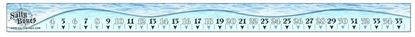 Picture of Fish Ruler Sticker