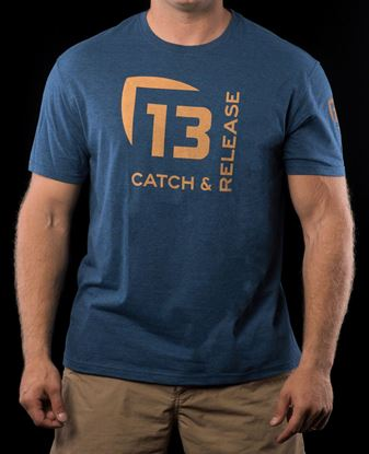 Picture of 13 Fishing Catch & Release T-Shirt