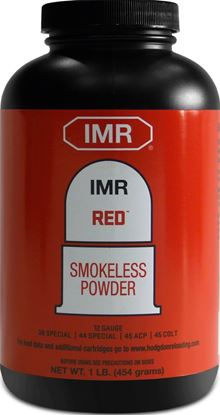 Picture of Red Pistol/Shotshell Powder