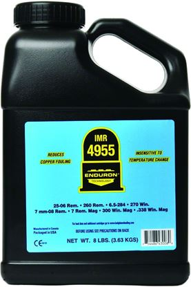 Picture of 4955 Enduron Rifle Powder