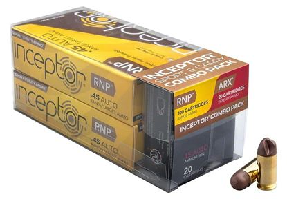 Picture of Inceptor Ammunition RNP Sport Utility Pack
