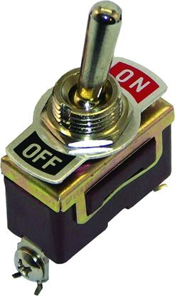 Picture of Brass Toggle Switch