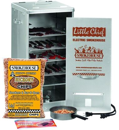 Picture of Little Chief Electric Smoker