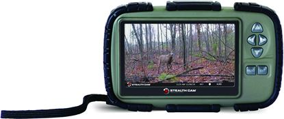 """Picture of Stealth Cam STC-CRV43 Universal SD Card Reader Viewer w/4.3"""" LCD Screen"""