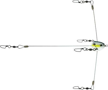 Picture of Strike King Tour Grade Titanium Wire Umbrella Rig