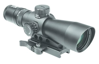 Picture of NC Star Mark III Tactical Generation 2 Riflescope