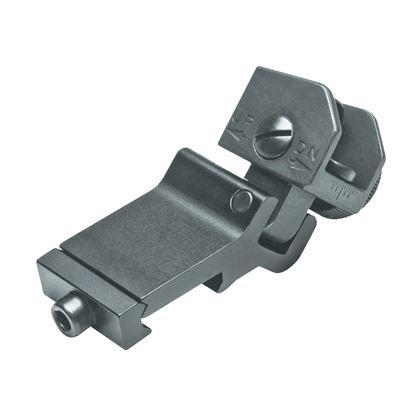 Picture of AR15 45 Degree Offset Flip-Up Rear Sight