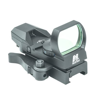 Picture of NC Star Four Reticle Reflex/QR Mount