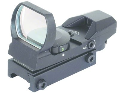 Picture of NC Star Red & Green Four Reticle Reflex Optic