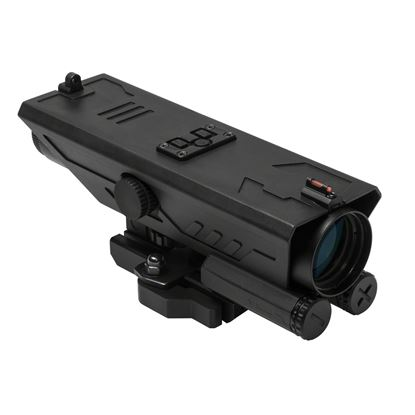 Picture of NC Star Delta Scope w/ White & Red Navigation LED