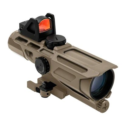 Picture of NC Star Gen 3 USS Scope with Red Dot