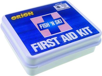 Picture of Fish-N-Ski First Aid Kit 74 Pieces