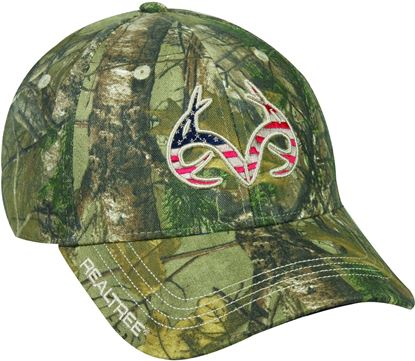 Picture of Americana Team Realtree Logo Cap