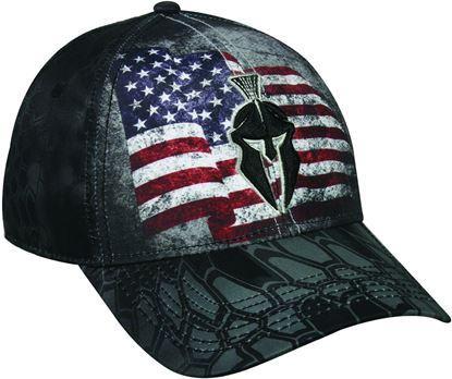 Picture of Americana Kryptek Logo Cap