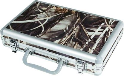 Picture of 28 Piece Aluminum Camo Cleaning Case