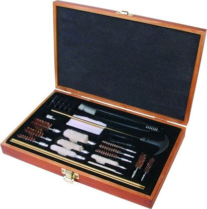 Picture of 28 Piece Universal Wood Gun Cleaning Box