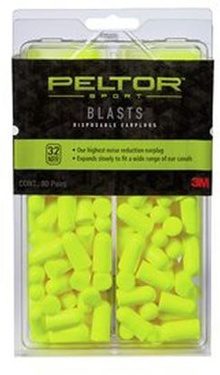 Picture of Peltor Sport Blasts Earplugs