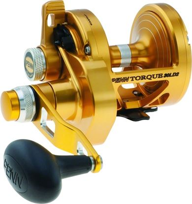 Picture of 2-Speed Torque Lever Drag Reels