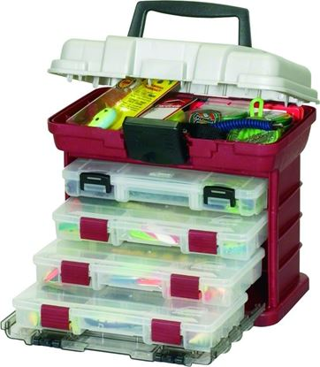 Picture of Tackle Box 1354 4-By Rack System