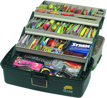 Picture of Tackle Box Guide Series 3-Tray Box