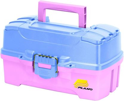 Picture of Plano One/Two/Three Tray Tackle Box