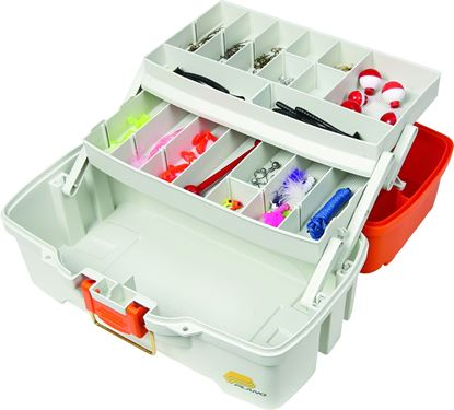 Picture of Tackle Box 2-Tray w/Tackle