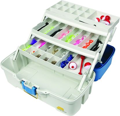 Picture of Tackle Box 3-Tray w/Tackle