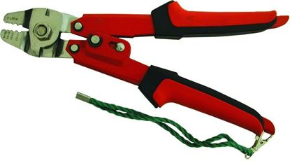 "Picture of 10"" Heavy Duty Crimping Tool Deluxe Hand Crimper"